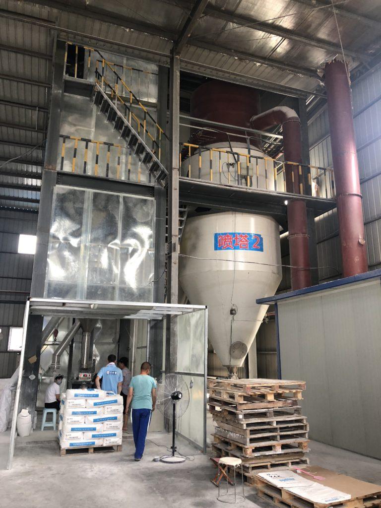 Working Mechanism of Redispersible Polymer Powder(RDP