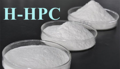 High-Substitute Hydroxypropyl Cellulose(H-HPC)
