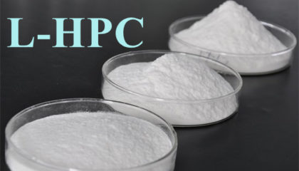 Low Substitue-Hydroxpropyl Cellulose (L-HPC)
