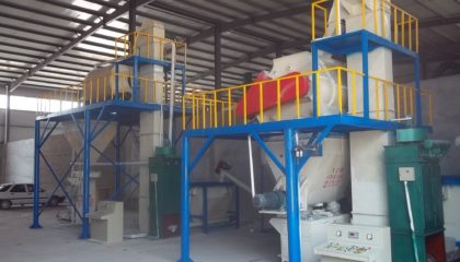 Compound additives of drymix mortar